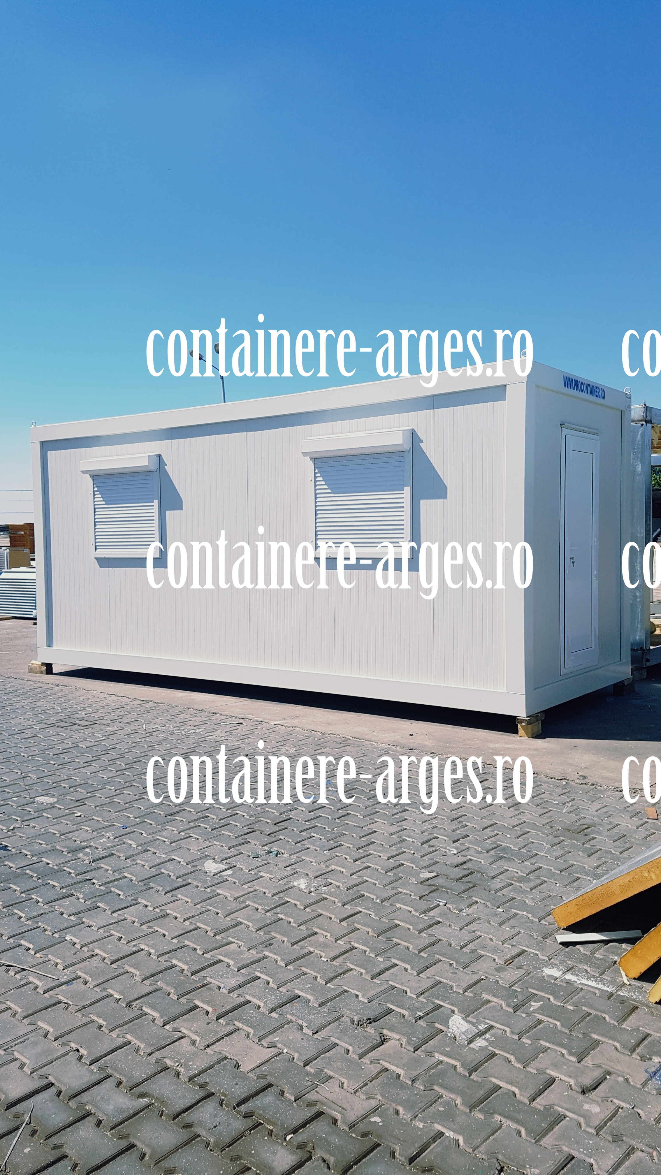 case containere modulare Arges
