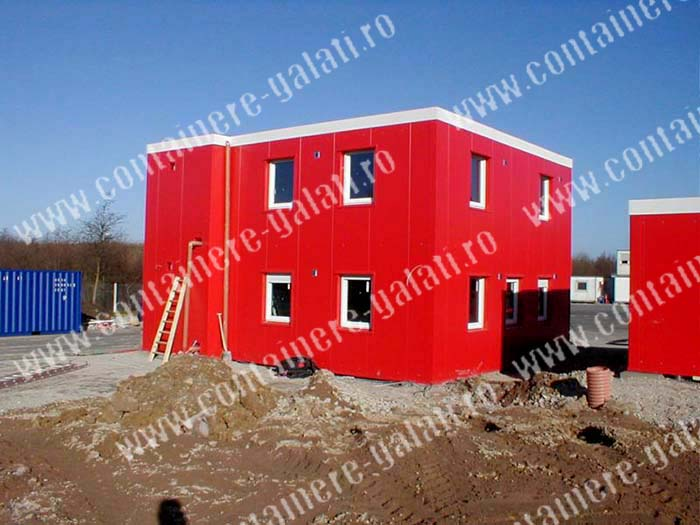 container dormitor Arges
