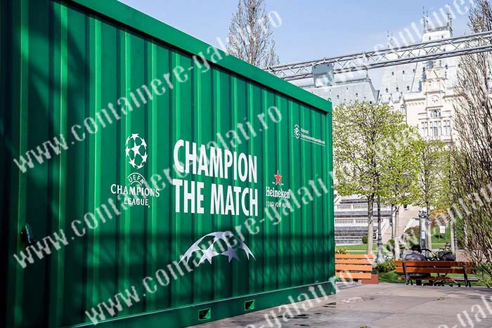 container magazin special Arges