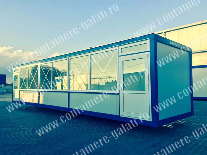 containere magazin lung Arges