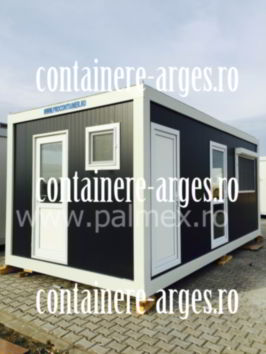 birouri din containere Arges