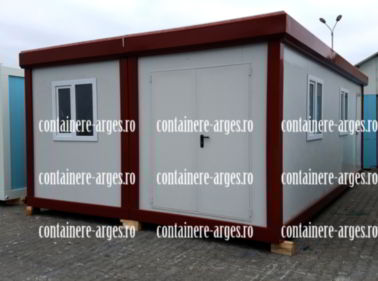 casa din container Arges