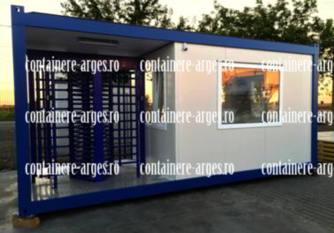 case container second hand Arges