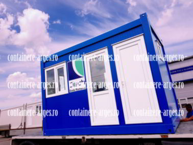 constructii din container Arges