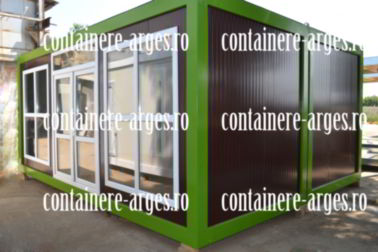 container birou second hand pret Arges