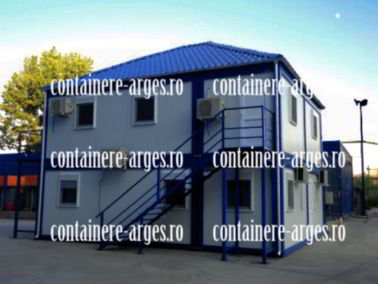 container birou second hand Arges