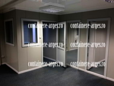 container birou Arges