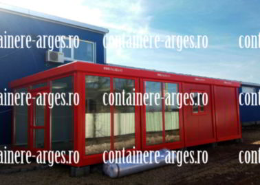 container dormitor pret Arges