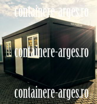 container dormitor second hand Arges