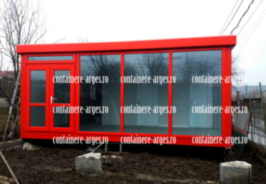 container industrial Arges