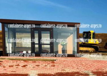 container modular pret Arges