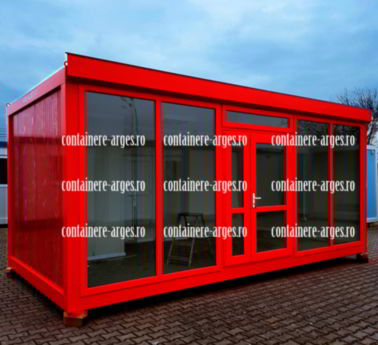 container pret second hand Arges