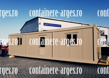 containere locuibile Arges