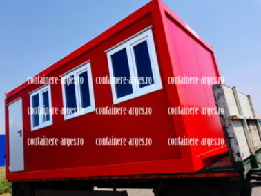 schelet container Arges